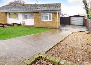 Thumbnail 2 bed semi-detached bungalow for sale in Highcroft Close, Bognor Regis