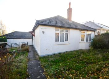 Thumbnail 2 bed detached bungalow for sale in Library Road, Parkstone, Poole