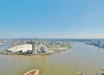 Thumbnail 2 bed flat for sale in Charrington Tower, Canary Wharf, London