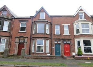 Thumbnail 4 bed terraced house to rent in Lawn Terrace, Silloth, Wigton
