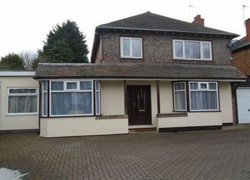 Thumbnail 3 bed detached house to rent in Stoney Lane, Yardley, Birmingham