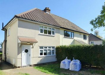Thumbnail 2 bed semi-detached house for sale in Hollidays Road, Bluntisham, Huntingdon