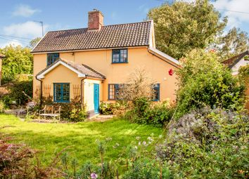 Thumbnail 3 bed detached house for sale in Earlsford Road, Mellis, Eye