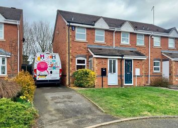 2 bed end terrace house for sale in Jenner Crescent, Kingsthorpe, Northampton NN2