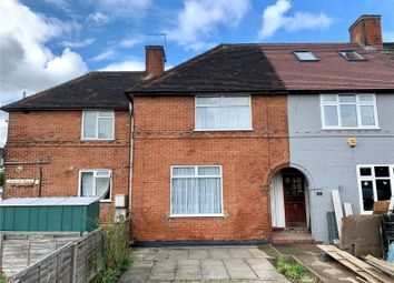 Thumbnail 2 bed terraced house for sale in Crispin Road, Edgware, Middlesex