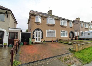 Thumbnail 4 bed semi-detached house for sale in Shinglewell Road, Erith