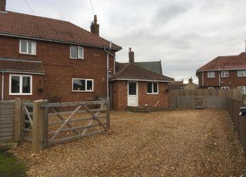 Thumbnail 4 bedroom property to rent in Hamon Close, Old Hunstanton, Hunstanton