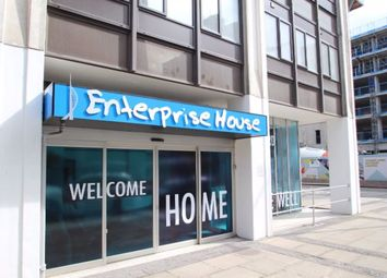 1 bed flat to rent in Enterprise House, Southsea PO1