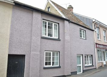 Thumbnail 2 bed terraced house for sale in The Green, Fore Street, Cullompton