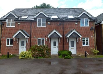 Thumbnail 2 bed terraced house to rent in Lutyens Close, Sholing, Southampton