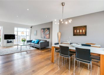 Thumbnail 3 bed flat for sale in Courtside, Penywern Road