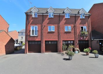 Thumbnail 2 bed town house for sale in Cardinal Drive, Gloucester