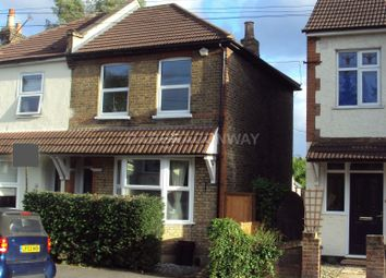 Thumbnail 3 bed semi-detached house to rent in Gordon Road, South Woodford