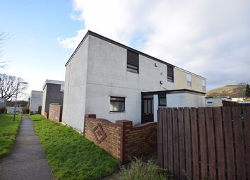 Thumbnail 3 bed end terrace house for sale in Hassocks Lea, Fairwater, Cwmbran