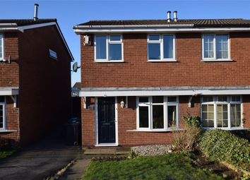 Thumbnail 2 bed semi-detached house for sale in Statham Road, Prenton, Merseyside