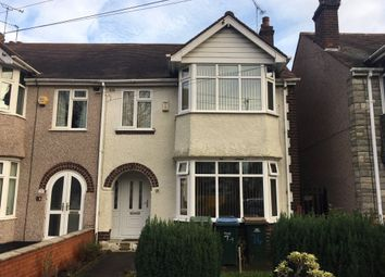 Thumbnail 3 bedroom terraced house to rent in Church Lane, Stoke