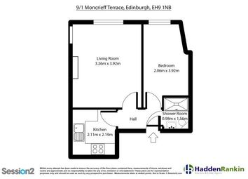 Thumbnail 1 bed flat to rent in Moncrieff Terrace, Newington, Edinburgh