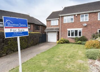 Thumbnail 4 bed semi-detached house for sale in Horsham Close, Banbury