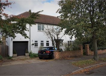 Thumbnail 4 bed detached house for sale in Bedford Avenue, Silsoe