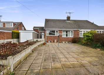 Thumbnail 2 bedroom bungalow for sale in Abbey Road, Kirkby-In-Ashfield, Nottingham