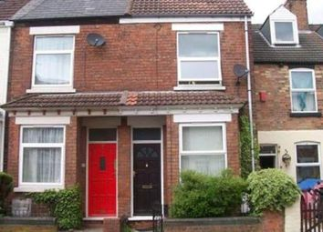 Thumbnail 3 bed terraced house to rent in Waterworks Street, Gainsborough