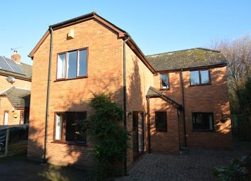 Thumbnail 3 bed detached house to rent in Hampton Manor Close, Hereford