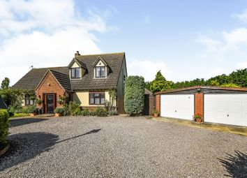 Church Road, Christchurch, Wisbech PE14. 4 bed detached house