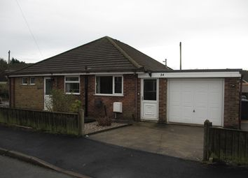 Thumbnail 2 bed semi-detached bungalow to rent in Knightsbridge Road, Messingham, Scunthorpe