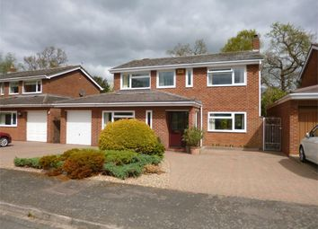 Thumbnail 4 bed detached house for sale in Fydell Court, St. Neots