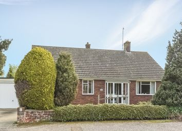 Thumbnail 3 bedroom detached bungalow for sale in Heath Road, Sheringham