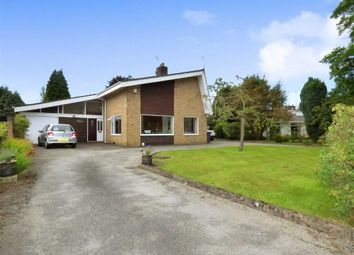 Thumbnail 4 bed detached house for sale in Congleton Road North, Church Lawton, Stoke-On-Trent