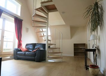Thumbnail 1 bed flat to rent in 55 Becklow Road, London