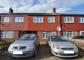 Thumbnail 3 bed terraced house to rent in Coles Crescent, Harrow, Middlesex