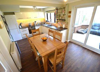 Thumbnail 3 bed detached house for sale in Ashview Close, Long Eaton, Nottingham