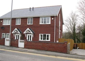 Thumbnail 3 bed semi-detached house to rent in Chester Road, Mold