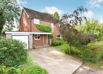 Thumbnail 4 bed detached house for sale in Church Close, Killinghall, Harrogate