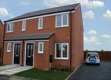 Thumbnail 2 bed semi-detached house to rent in Bellona Drive, Stanground