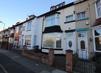 Thumbnail 5 bed terraced house for sale in Wadham Road, Bootle, Liverpool