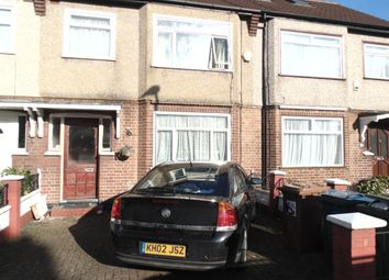 Thumbnail 3 bed terraced house for sale in Walton Road, Harrow
