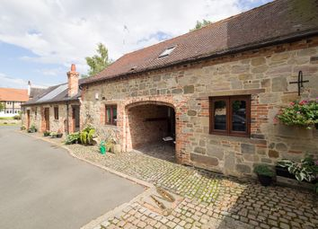 Thumbnail 4 bed barn conversion for sale in Short Hill, Wilson, Derby