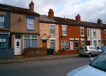 Thumbnail 2 bed terraced house for sale in Station Street East, Coventry
