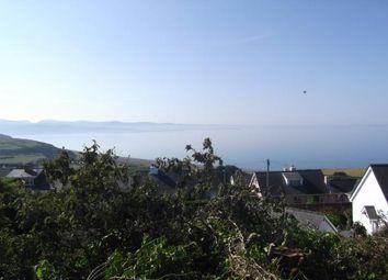 Thumbnail Land for sale in Upper Morannedd, Criccieth, Gwynedd