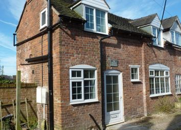 Thumbnail 2 bed cottage to rent in Stafford Street, Market Drayton, Shropshire