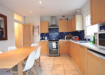Thumbnail 1 bed flat to rent in Mendora, London