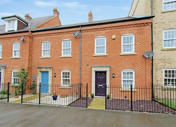 Thumbnail 3 bed detached house for sale in Saxon Way, Great Denham, Bedford