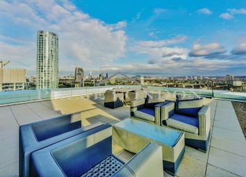 Thumbnail 4 bed flat for sale in Pinto Tower, Nine Elms Point, London