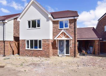 Thumbnail 4 bed detached house for sale in Wharf Lane, Wharf View, Cliffe, Rochester, Kent