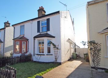 Thumbnail 3 bed semi-detached house to rent in Elm Road, Ewell