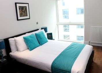 Thumbnail 2 bed flat to rent in Shortlet, Aldgate