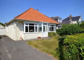Thumbnail 2 bed detached bungalow for sale in Fairfield Road, Barton On Sea, New Milton
